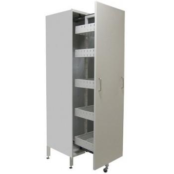 Лабораторный шкаф ЛАБ-PRO ШМР5К 50.50.195 (для хранения реактивов)