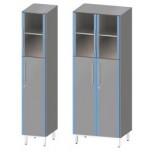 Лабораторный шкаф ЛАБ-PRO ШД 40.50.195 (для документов)