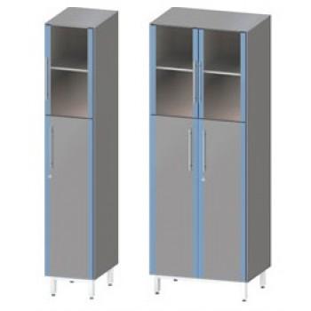 Лабораторный шкаф ЛАБ-PRO ШД 50.50.195 (для документов)