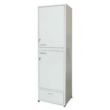Лабораторный шкаф ЛАБ-PRO ШК 60.60.195 МЕ-PP (для хранения кислот)