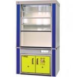Шкаф вытяжной для работы с ЛВЖ ЛАБ-PRO-ШВЛВЖ-D 120.85.240 F20