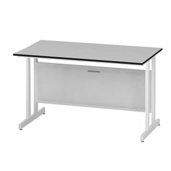 Стол пристенный низкий ЛАБ-PRO СПКн 150.80.75 F26/34