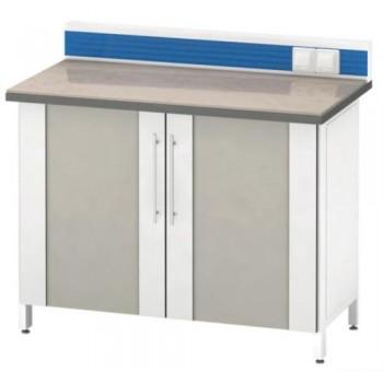 Стол электрифицированный ЛАБ-PRO СЭ 120.65.90/105 К8 (Керамика, 8мм)