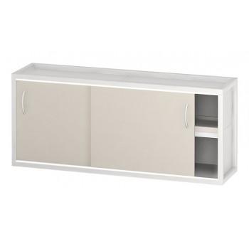 Нижняя тумба к вытяжным шкафам общего назначения ЛАБ-PRO НТМ 142.35.60 (металл, дверки - TRESPA Athlon)