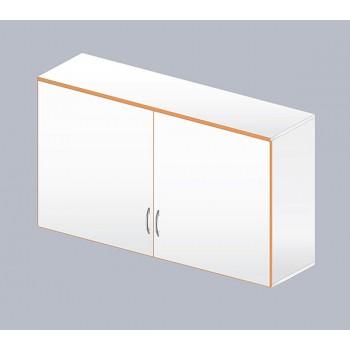 Шкаф навесной ЛАБ-1200 НШ-2 (2 дверки)