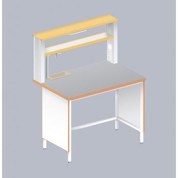 Стол пристенный химический ЛАБ-1200 ПТМ