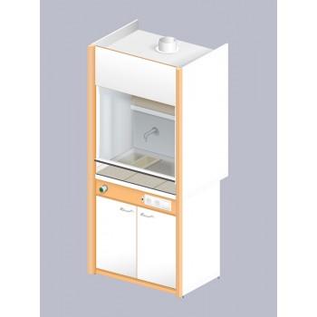 Шкаф вытяжной ЛАБ-900 ШВ-Н