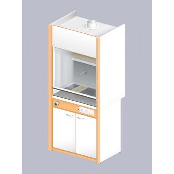 Шкаф вытяжной ЛАБ-900 ШВТ-Н